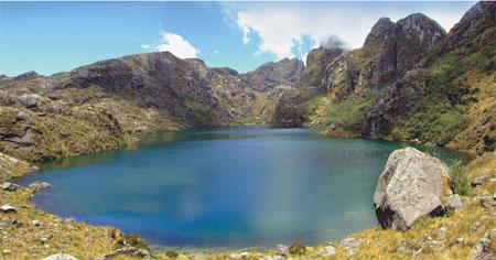 Podemos resaltar el nacimiento de los ríos Capaz, Tucaní, Torondoy, Pocó, Las Gonzales, Albarregas y Mucujun. Characot Apira (Laguna Las Iglesias)